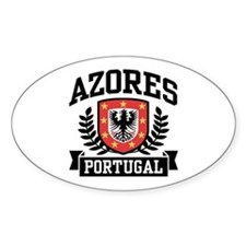 Azores Portugal Decal