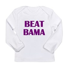 Beat Bama Long Sleeve Infant T-Shirt