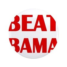 "Beat Bama 3.5"" Button"