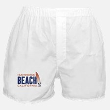 Huntington Beach Boxer Shorts