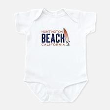Huntington Beach Infant Bodysuit
