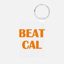 Beat Cal Keychains