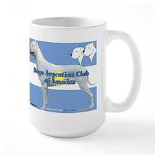 Mug Argentine Flag with Dogo