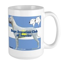 Mug Argentine Flag with Dogo