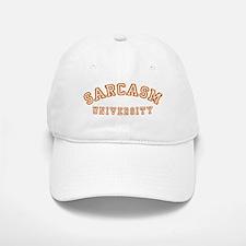 Sarcasm University Baseball Baseball Cap