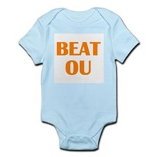 Beat Oklahoma Infant Bodysuit