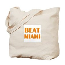 Beat Miami Tote Bag