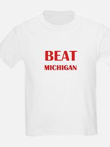 Beat Michigan T-Shirt