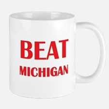 Beat Michigan Mug