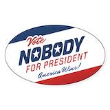 Nobody for president 10 Pack