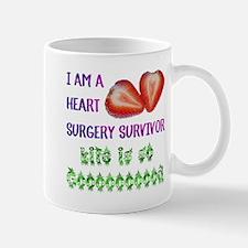 HeartSurgerySurvivor Mug