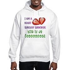 HeartSurgerySurvivor Hoodie