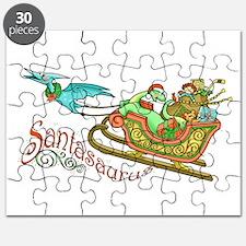 Santasaurus Puzzle