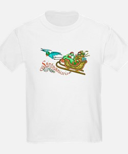 Santasaurus T-Shirt