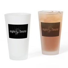 Angels Demons Drinking Glass