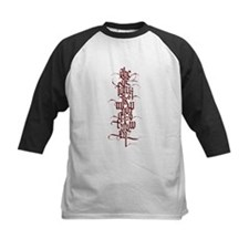 Letters Interacting Tee