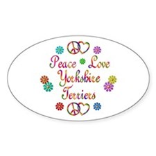 Yorkshire Terriers Decal