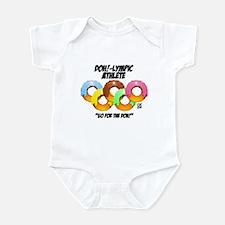 """DOH!-LYMPIC ATHLETE"" Infant Bodysuit"