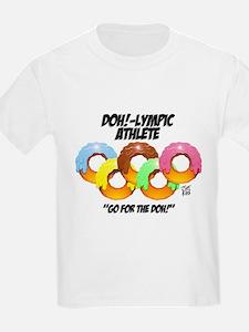 """DOH!-LYMPIC ATHLETE"" T-Shirt"
