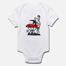 """THAT DADDIO GUY"" Infant Bodysuit"