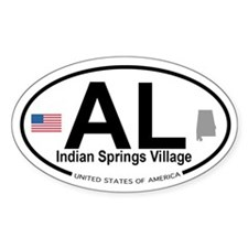 Indian Springs Village Decal