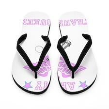 Army Trauma Queen Flip Flops