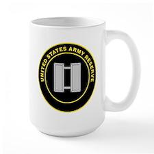 Large Army Reserve Mug: Captain