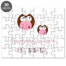 Big Sister Owl Puzzle