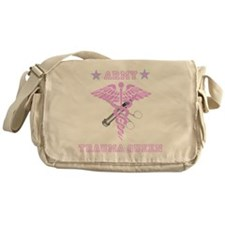 Army Trauma Queen Messenger Bag