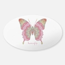 Sweetness Butterfly Decal