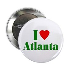 "I Love Atlanta 2.25"" Button (100 pack)"