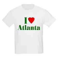 I Love Atlanta Kids T-Shirt