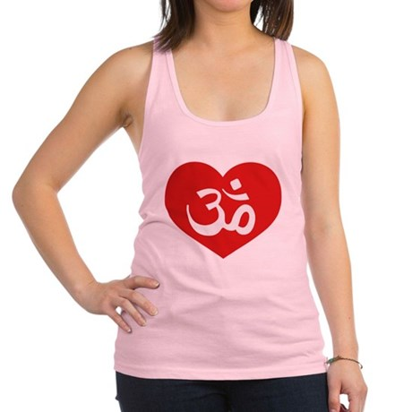 OM Love Racerback Tank Top