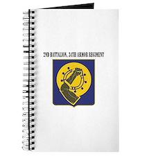 2nd Battalion, 34th Armor Regiment Journal