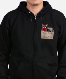 Stitch The Outlaw - MHS MEGA MARCH Zip Hoodie
