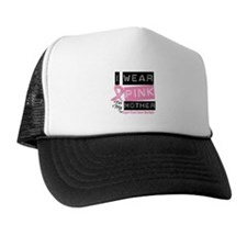 Pink Mother Breast Cancer Trucker Hat