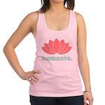 Namaste Lotus Racerback Tank Top