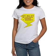 Engineer Bolt Women's T-Shirt