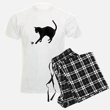 Black Cat Spider Pajamas