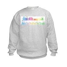 Elias Train Sweatshirt