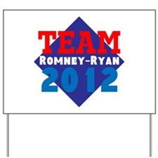 Romney Ryan Yard Sign
