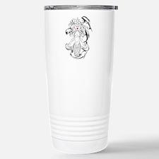 """""""THAT MERMAID GAL"""" Travel Mug"""