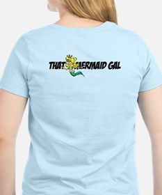 """THAT MERMAID GAL"" T-Shirt"
