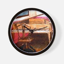 Piano.jpg Wall Clock