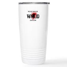 RJ - WWJD Thermos Mug