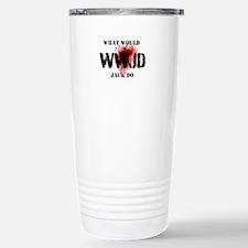 RJ - WWJD Travel Mug