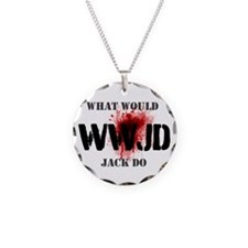 RJ - WWJD Necklace