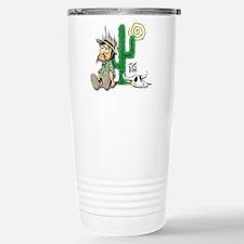 """""""THAT DESERT GUY """" Travel Mug"""