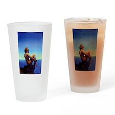 Maxfield Parrish Stars Drinking Glass