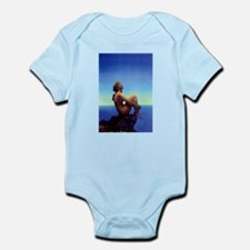 Maxfield Parrish Stars Infant Bodysuit